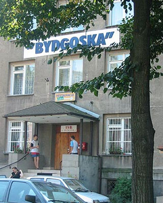Polishhotels - Hotel Studencki Bydgoska