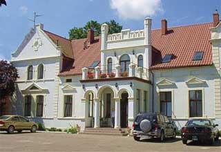 Polishhotels - Pałac Budzistowo