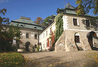 Polishhotels - Pałac Odrowążów Manor House - SPA